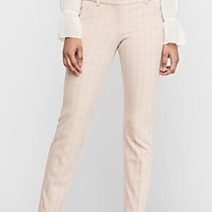 Express crop pants new with tags